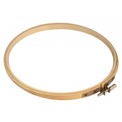 Łapacz snów tamborek drewniany Ø 19,7 cm