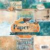 PPOV118 - Bloczek papierów scrapowych 15x15cm - Studio Light Ocean Wiev