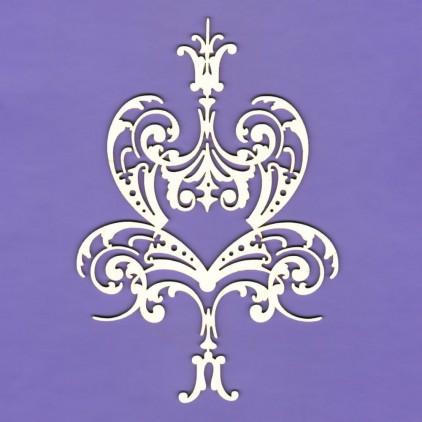 1366 XXL - tekturka ornament Royall 16xxl - Crafty Moly