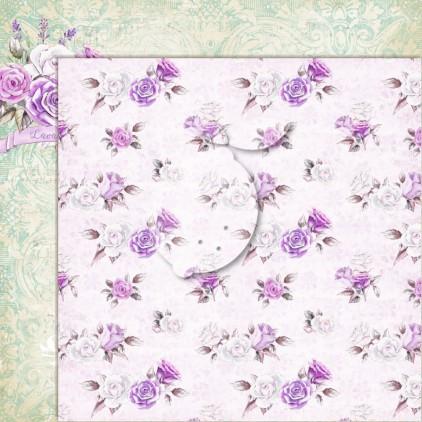 LP-MSP04 - Dwustronny papier scrapowy - Lemoncraft - My sweet Provence 04