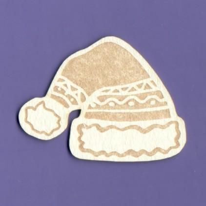 1093 - tekturka piernik czapka Crafty Moly