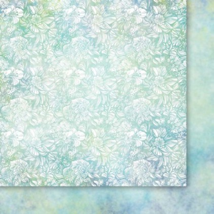 GP/SWM02 Scrapbooking paper 30 x 30 cm - Galeria Papieru - Wet paint 02