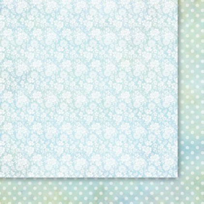 GP/SWM05 Scrapbooking paper 30 x 30 cm - Galeria Papieru - Wet paint 05