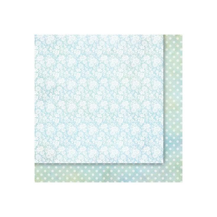 Papier do tworzenia kartek i scrapbookingu 30 x30 cm- Galeria Papieru - Świeżo malowane 05