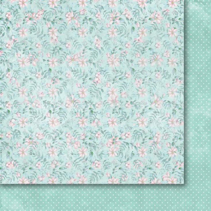Papier do tworzenia kartek i scrapbookingu 30 x30 cm- Galeria Papieru - Odruch serca 04