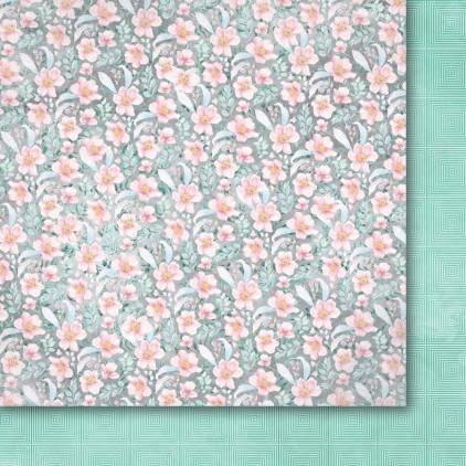Scrapbooking paper 30 x 30 cm - Galeria Papieru - Heart's tingle 05