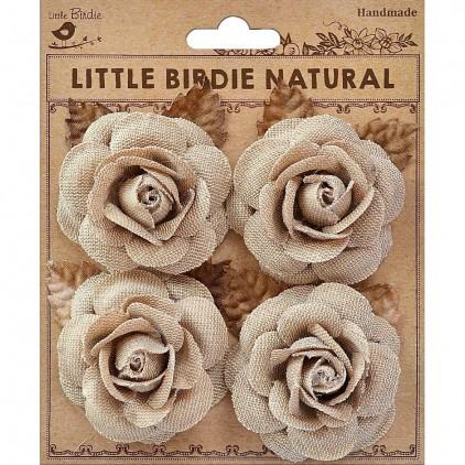 CR76596 - kwiatki materiałowe - Little Birdie - Rylie