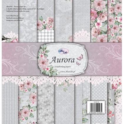 Papiery scrapowe - Aurora - Altair Art Alt-AUR-100