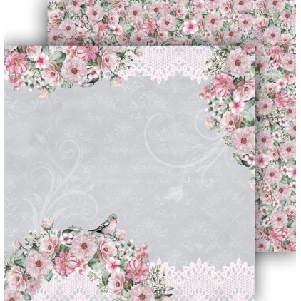 Scrapbooking paper 30x30cm - Aurora 07 - Altair Art Alt-AUR-107