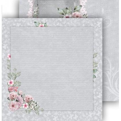 Scrapbooking paper 30x30cm - Aurora 05 - Altair Art Alt-AUR-105