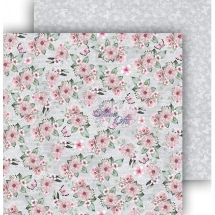Scrapbooking paper 30x30cm - Aurora 02 - Altair Art Alt-AUR-102