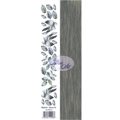 Paper stripe with elements to cut out - Aurora 13 - Altair Art Alt-AUR-113