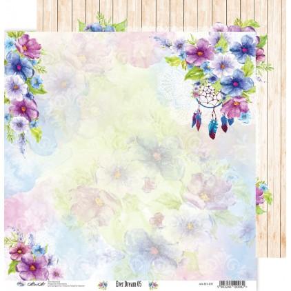 Scrapbooking paper 30x30cm - Ever Dream 05 - Altair Art Alt-ED-105