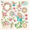 Papiery do scrapbookingu - Spring Blossoms - Altair Art Alt-SB-100