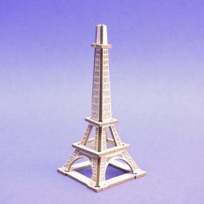 1295 tekturka 3D wieża Eifla mini - Crafty Moly