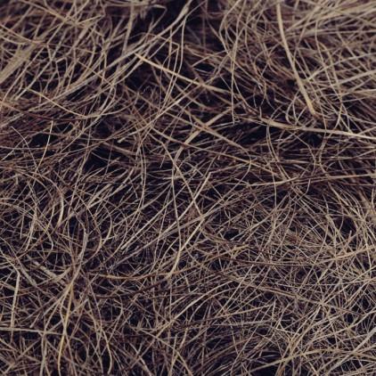Sizal- włókno sizalowe - naturalny brąz
