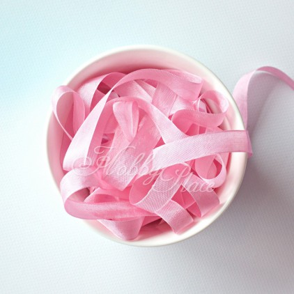 Rayon Seam Binding - Hug Snug - 1 meter - 25121 Vivid Pink