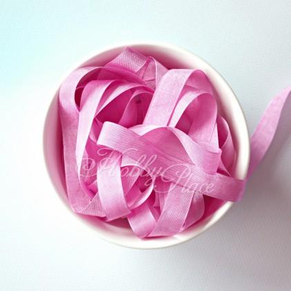 Rayon Seam Binding - Hug Snug - 1 meter - 25055 Pink Aster