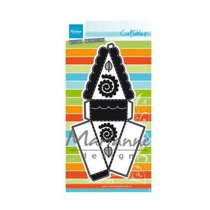Wykrojniki - Marianne design - Craftables-CR1462