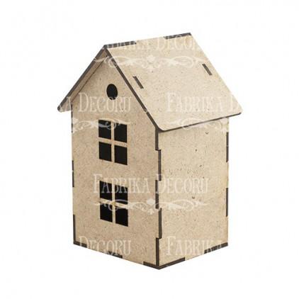 domek piętrowy - baza do zdobienia - fabrika decoru fdpo-110