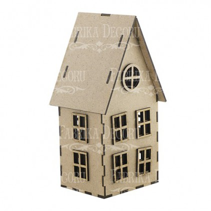 tenement house - decoration base - factory decor fdpo - 104