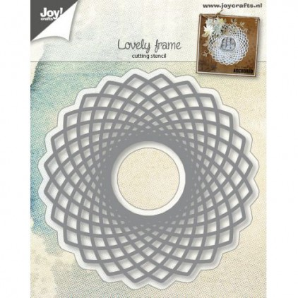 Lovely frame - cutting die Joy Crafts 6002/0948 Lovely frame