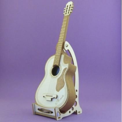 Tekturka 3d gitara akustyczna - Crafty Moly 1006