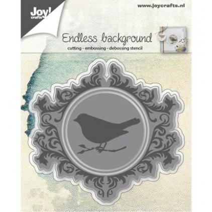 Endless background - cutting die Joy Crafts 6002/0573
