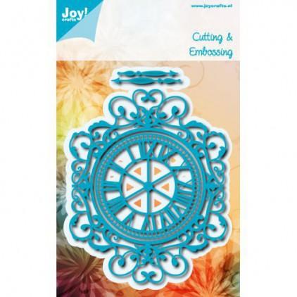 zegar wykrojniki do papieru - Joy Crafts 6002/0971
