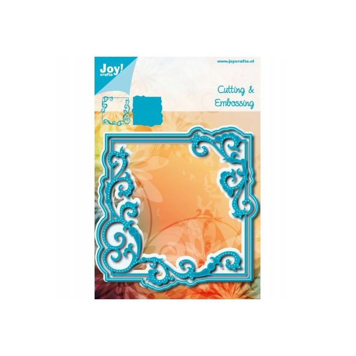 ramka wykrojniki do papieru - Joy Crafts 6002/1200