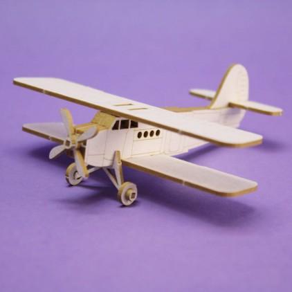 tekturka samolot Antek 3D - Crafty Moly 1293