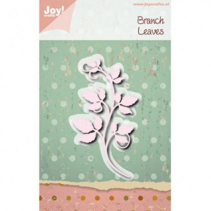 wykrojniki do papieru gałązka winogrona - Joy Crafts 6002/0939