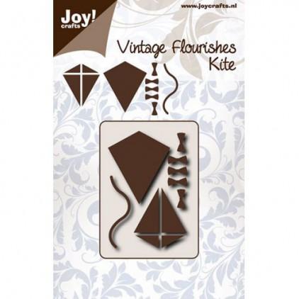 wykrojniki do papieru latawiec - Joy Crafts 6003/0073