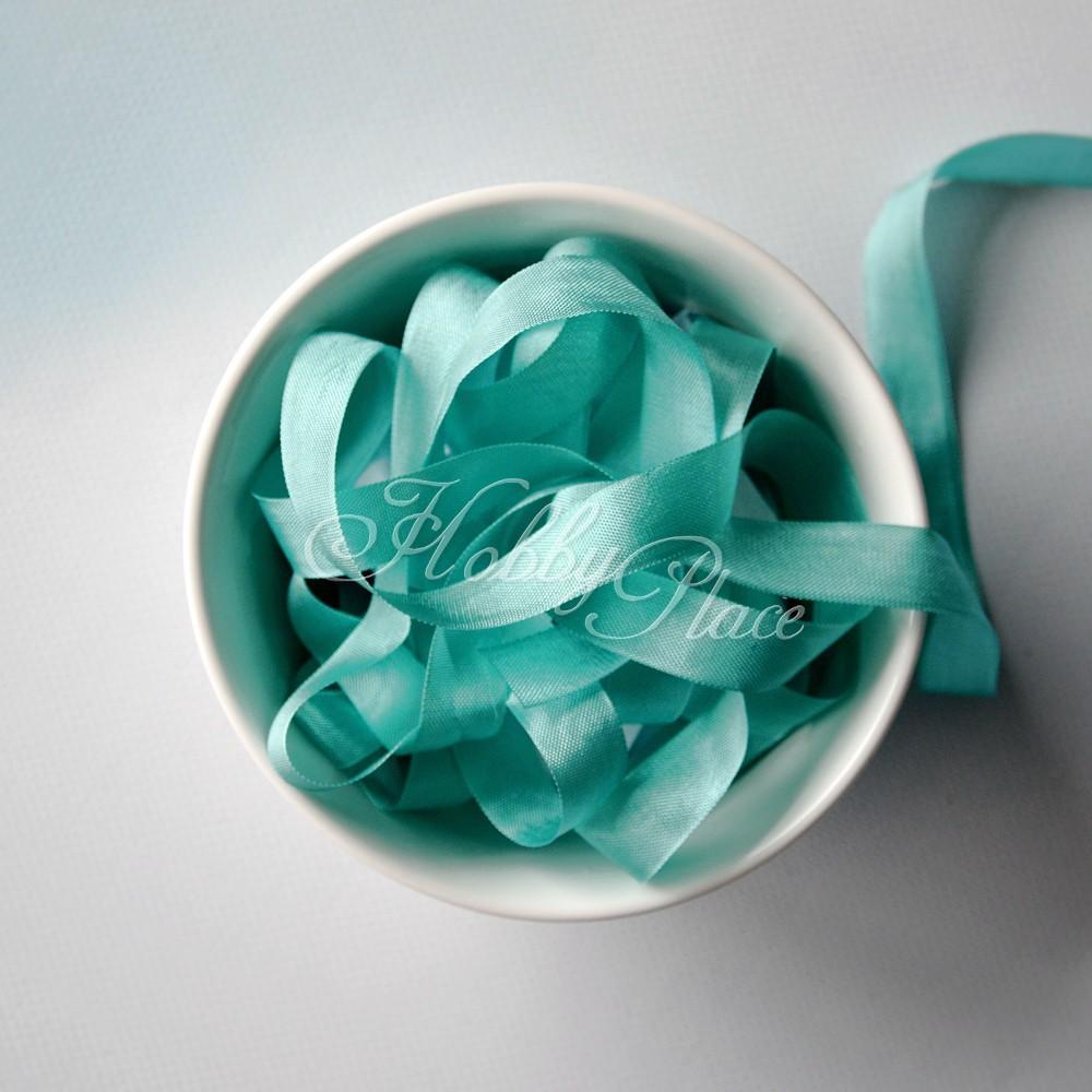 Vintage Style Rayon Seam Binding Ribbon Zircon