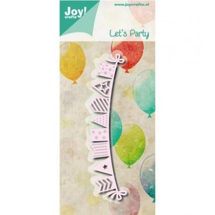 cutting die Let's Party - Joy Crafts 6002/0794
