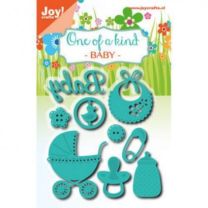 cutting die One of a kind - Baby - Joy Crafts 6002/0638