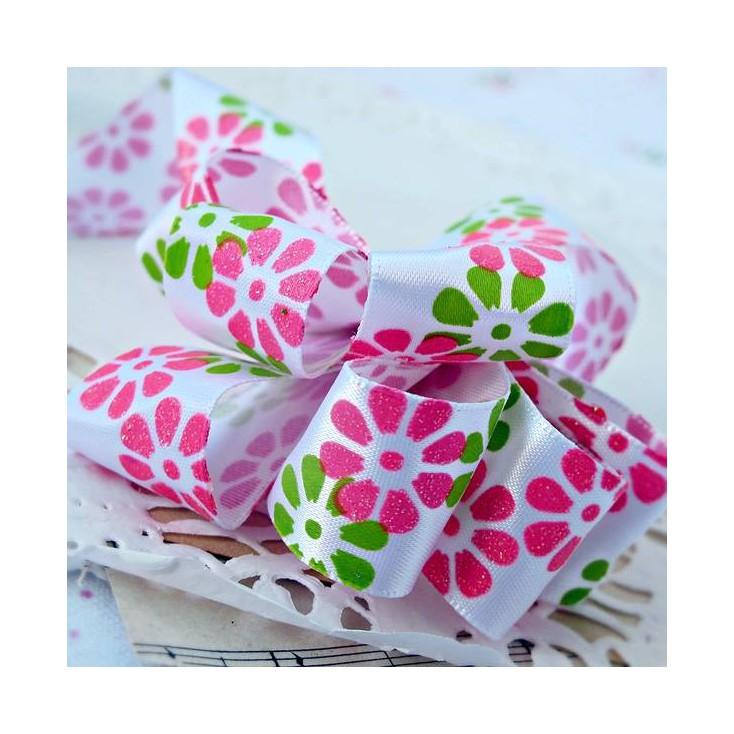 spring ribbon 2 - 1m satin ribbon
