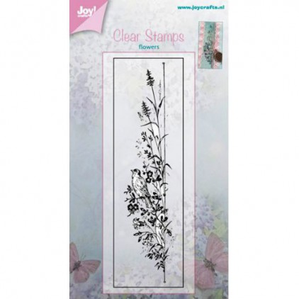 clear stamp herbs,grass 03 - Joy!Crafts 6410/0381