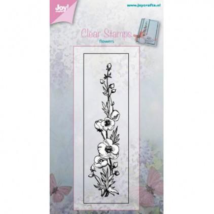 stempel silikonowy zioła,trawy 04 - Joy!Crafts 6410/0382