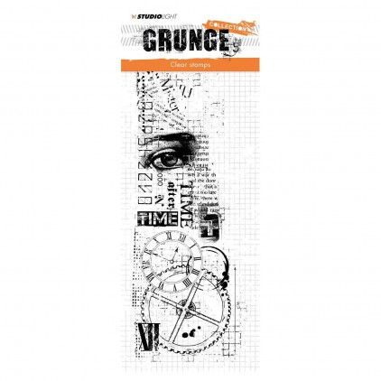 Stempel silikonowy - Studio Light - Grunge collection - 336