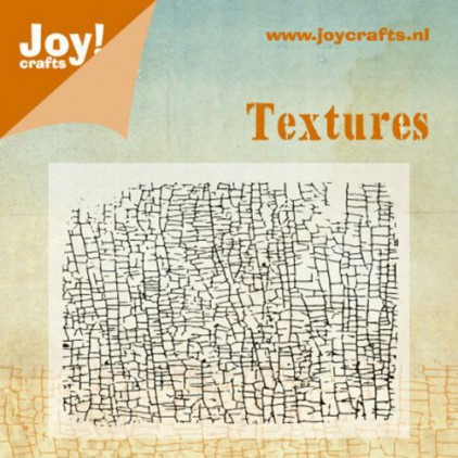 clear stamp textures, crackles - Joy!Crafts 6410/0322