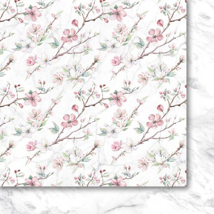 Paradise apple tree 02 - Galeria Papieru - scrapbooking paper