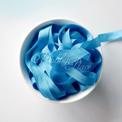 rayon seam binding - hug snug - 1 meter - 24942 danube blue