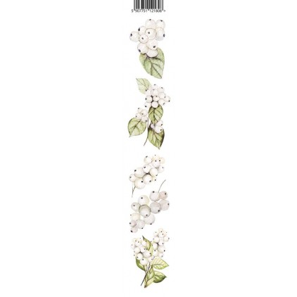 Paper strip with pictures to cut - Galeria Papieru - Scent of paradise 08