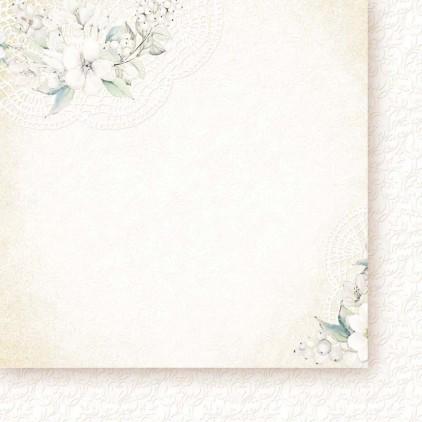 Papier do scrapbookingu 30x30cm - Niewinność 06 - Galeria Papieru