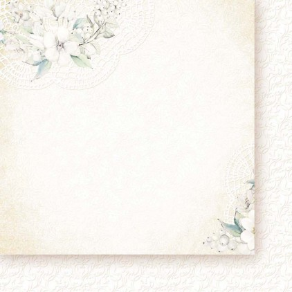 Scrapbooking paper - Innocence 06 - Galeria Papieru
