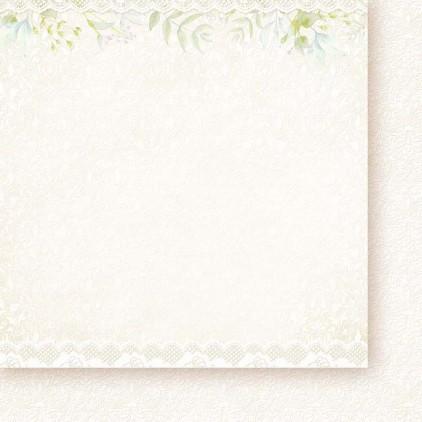 Scrapbooking paper - Innocence 04 - Galeria Papieru