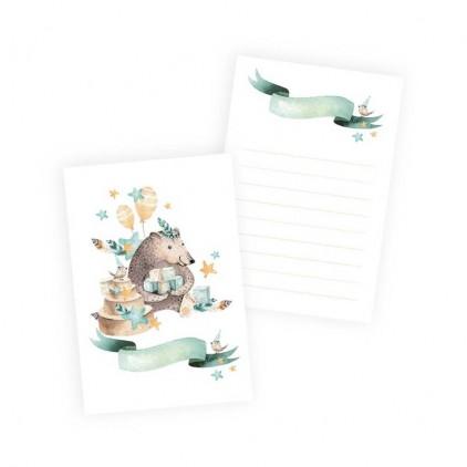 Scrapbooking akcesoria - Zestaw 10 kart Cute & Co. Chłopiec - P13