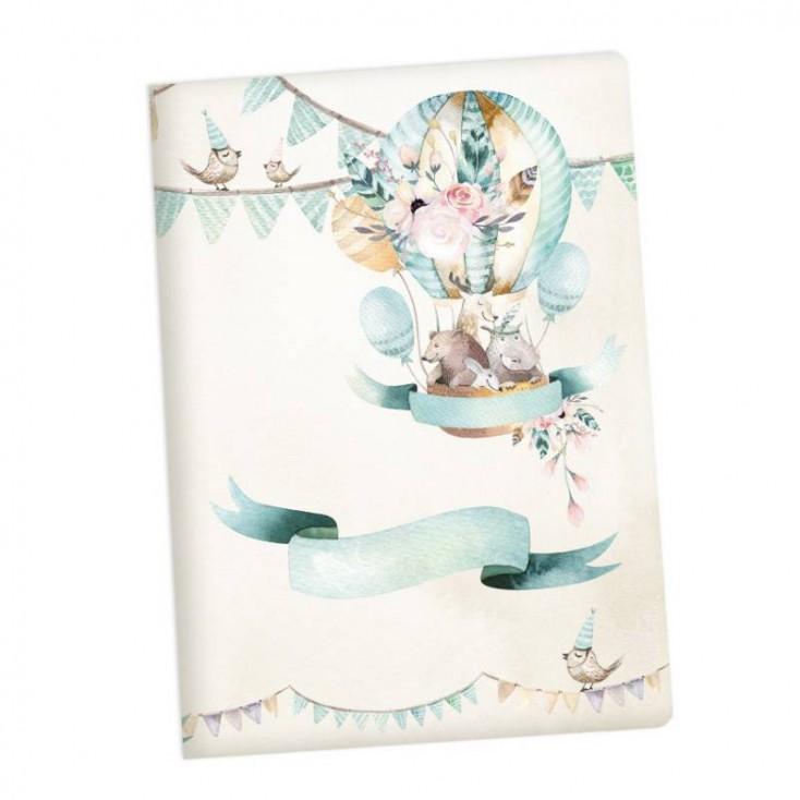 Scrapbooking akcesoria - Art journal A5 - Cute & Co. P13