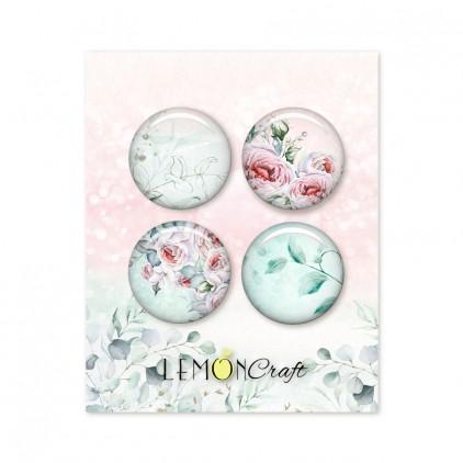 Blush - Buttons / badge - Lemoncraft